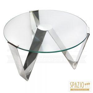 Aranha de Prata com vidro