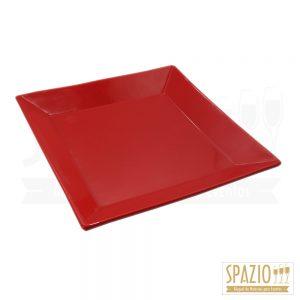Quadrada Vermelha Fundo